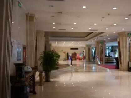 烏魯木齊迪泰酒店大廳
