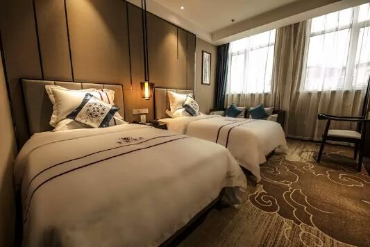 乌鲁木齐玄圃酒店商务双床房