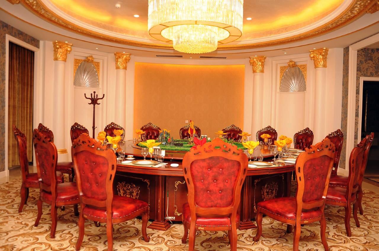 哈密红星建国饭店餐厅2