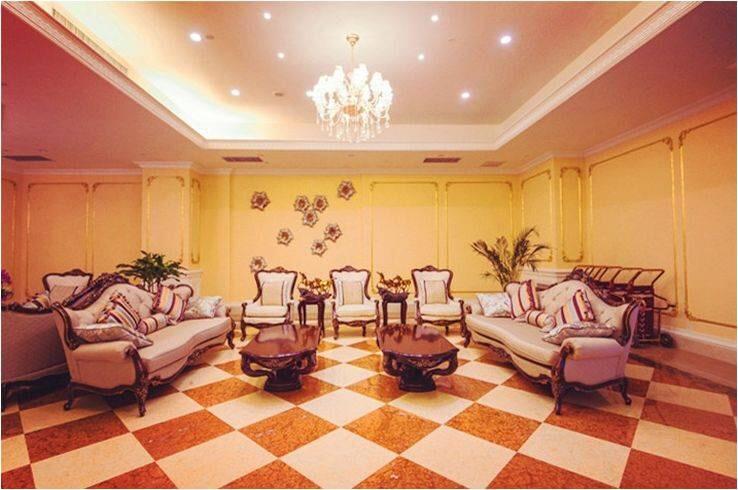 哈密红星建国饭店公共区域2