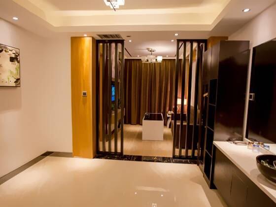 星程酒店(哈密火车站店)家庭房2