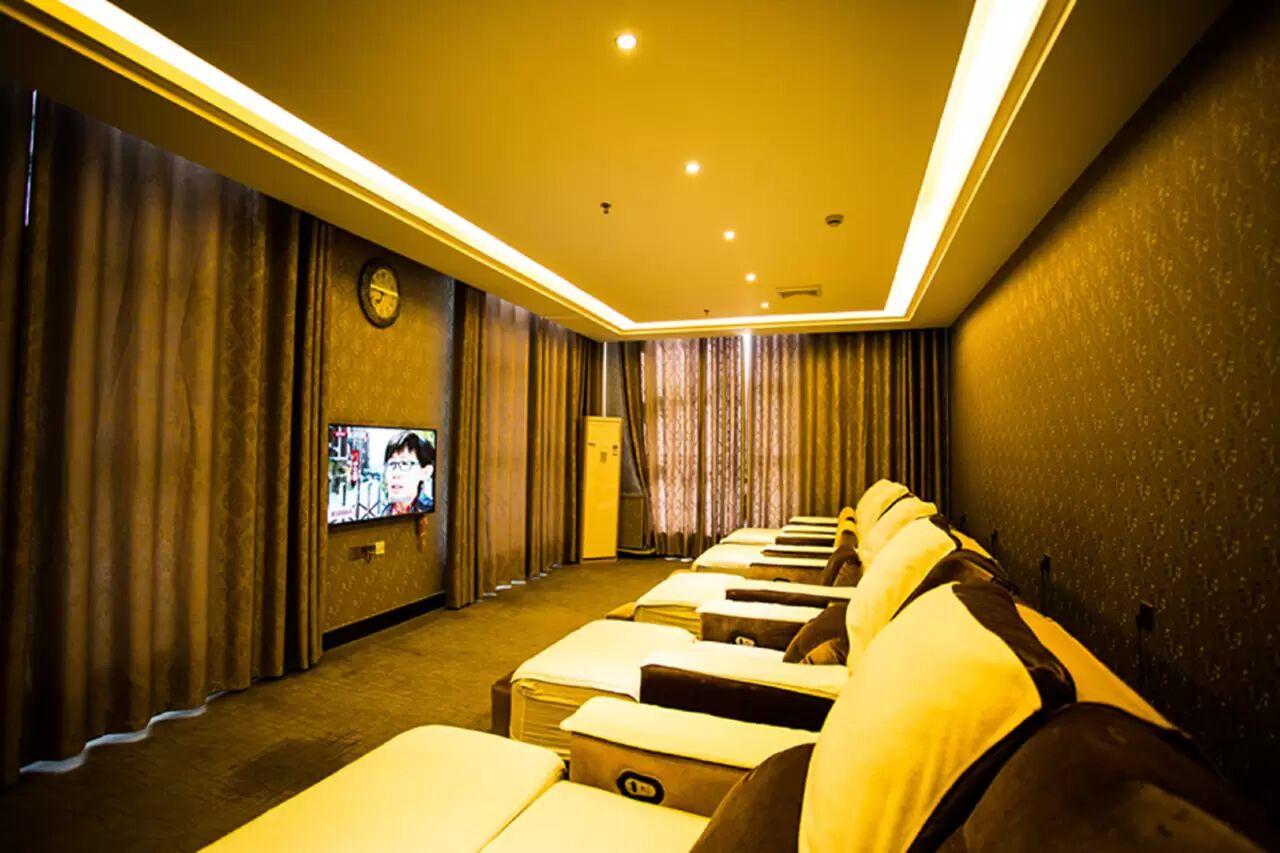 湘溢海川国际酒店SPA