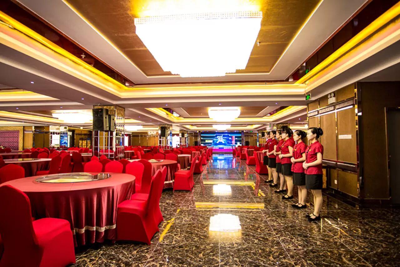 湘溢海川国际酒店餐厅