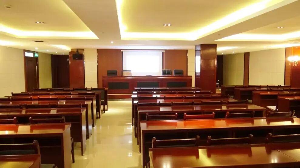 湘溢海川国际酒店会议室