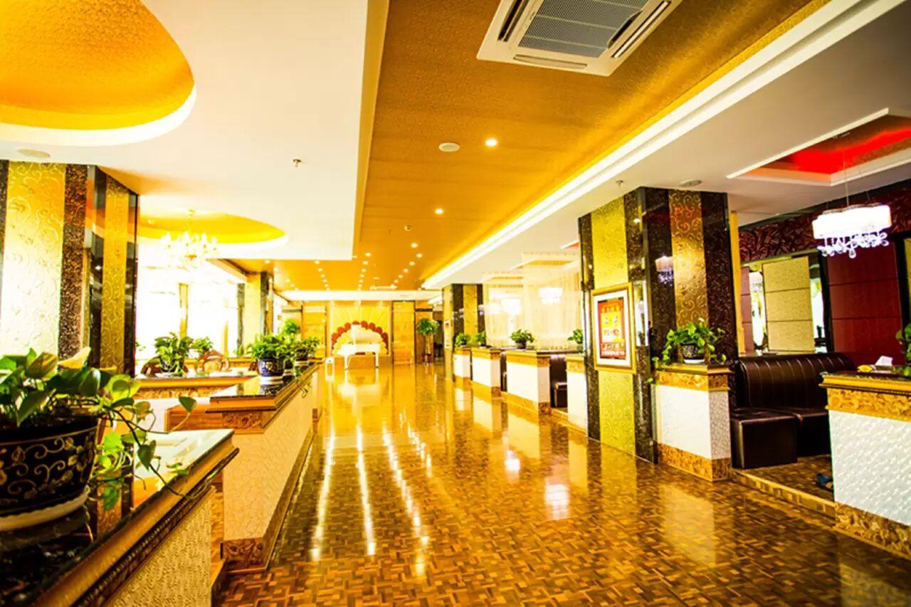 湘溢海川国际酒店健身娱乐设施