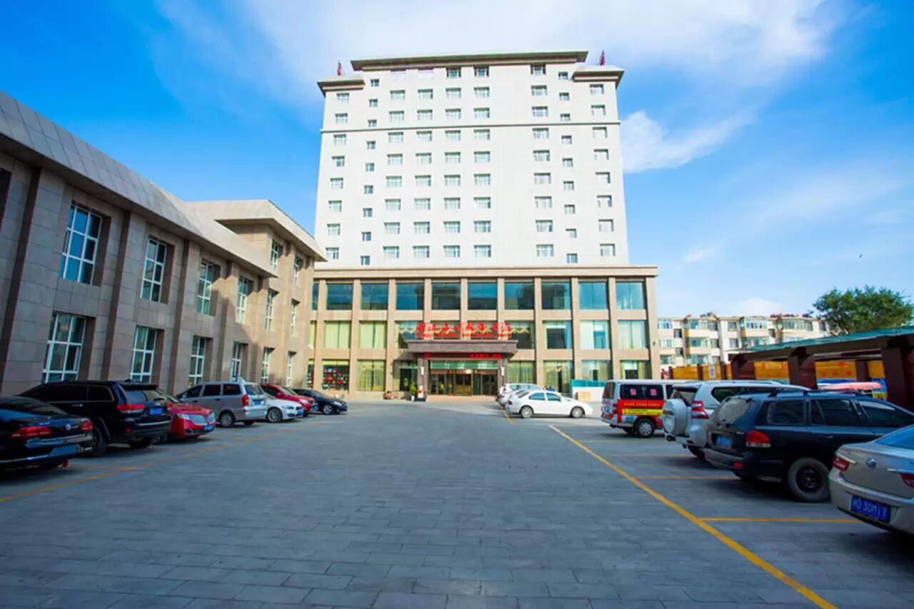湘溢海川国际酒店外观