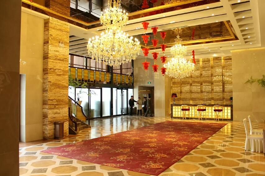 乌鲁木齐北山7号精品酒店大厅