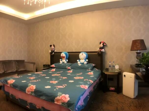 乌鲁木齐北山7号精品酒店亲子主题套房