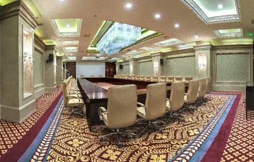 昌吉迎宾馆会议室