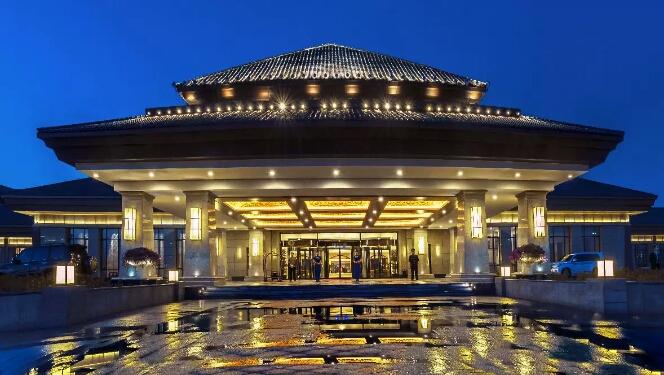 昌吉迎宾馆外观
