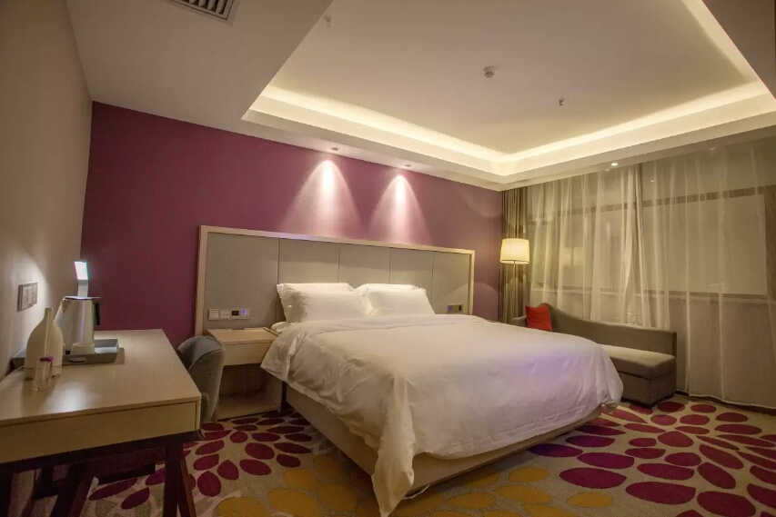 昌吉麗枫酒店(昌吉长宁路店)高级大床房