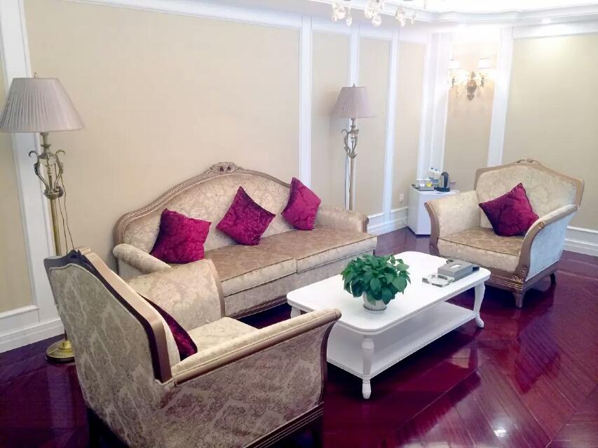 昌吉亚欧论坛国际专家公寓豪华双间套房