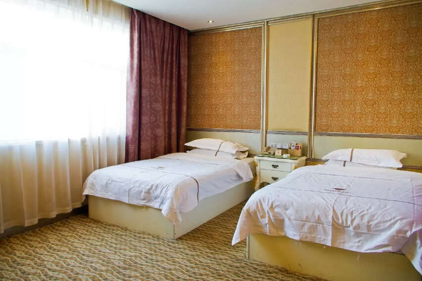 乌鲁木齐红宝石大酒店豪华标准间