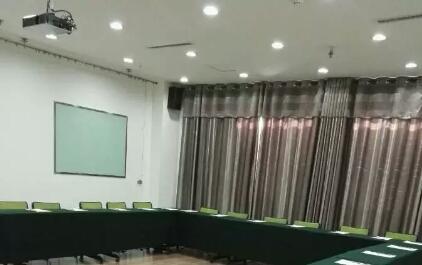 乌鲁木齐博斯腾大酒店会议室