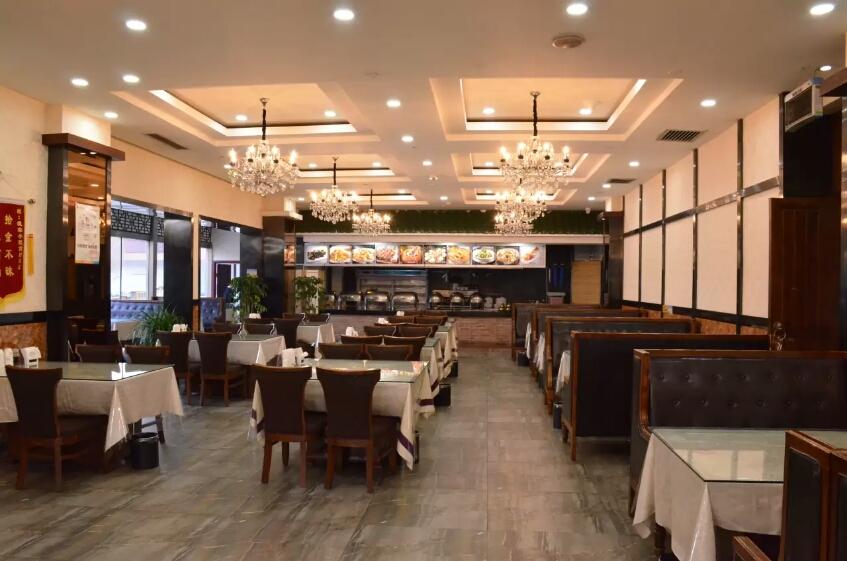 乌鲁木齐文苑酒店餐厅