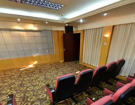 克拉瑪依賓館會議室