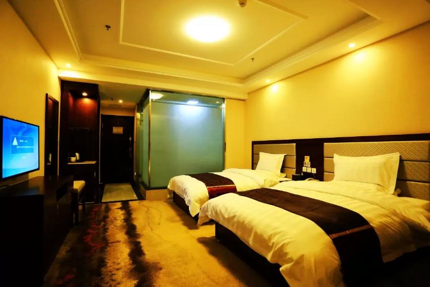 伊宁星程酒店 高级双床房