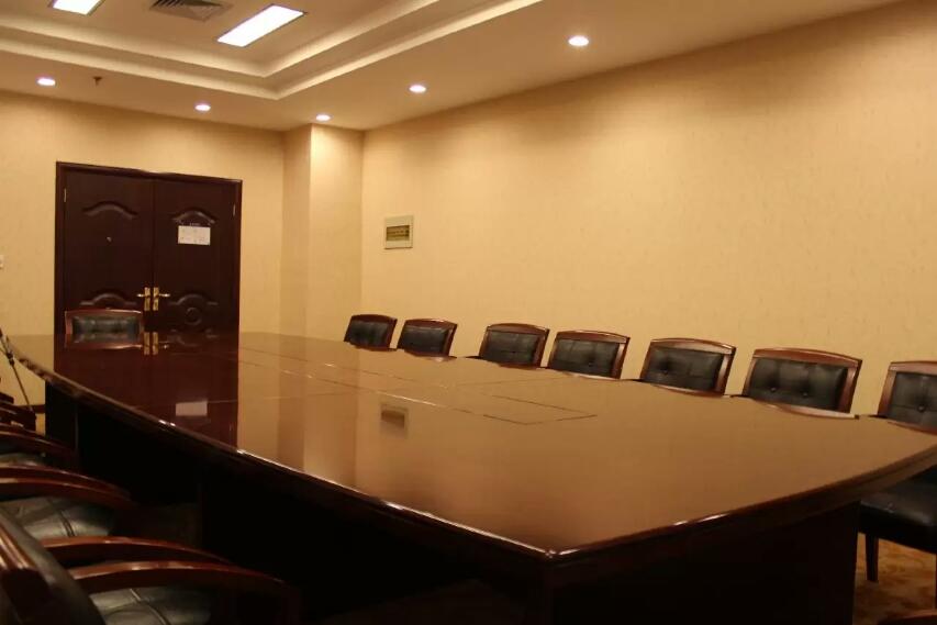 乌鲁木齐锦泰源商务酒店会议室