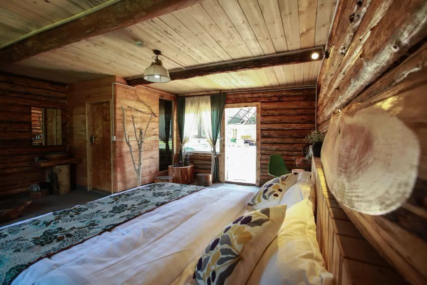 禾木有舍 独栋花园大床房