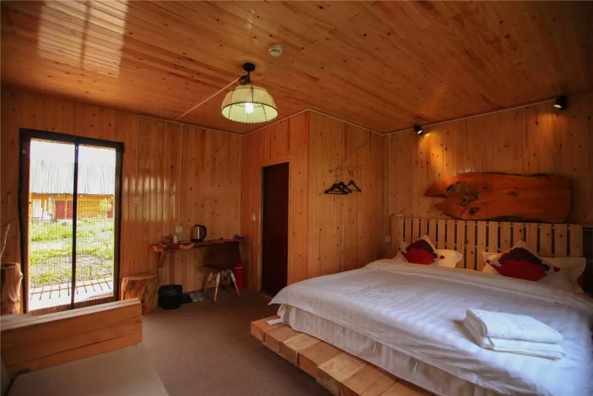禾木有舍 山景大床房