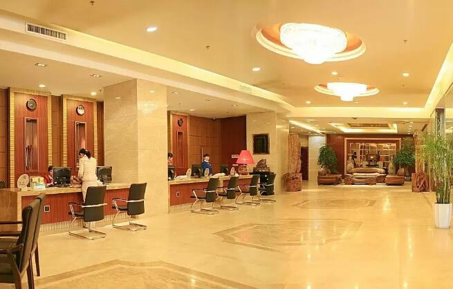 喀什天缘商务酒店大厅