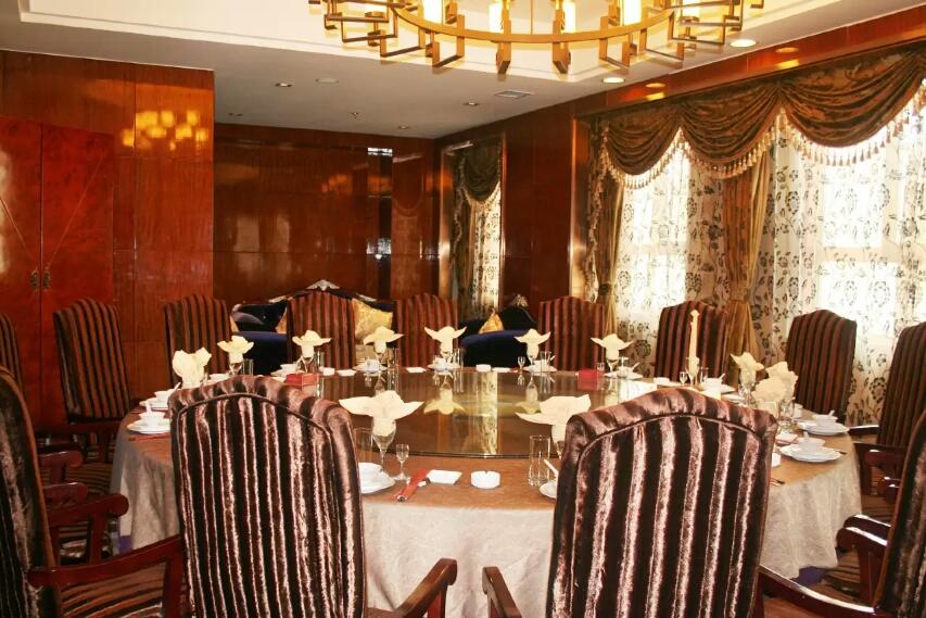 喀什温州国际酒店餐厅