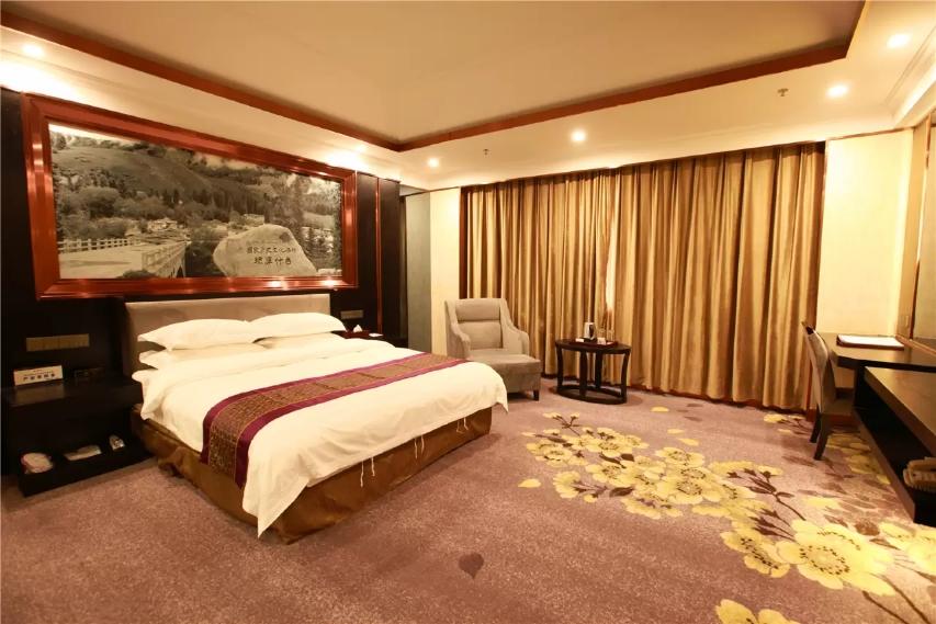 特克斯万邦国际酒店  套房