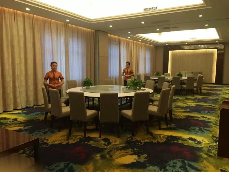 喀什航空酒店餐厅