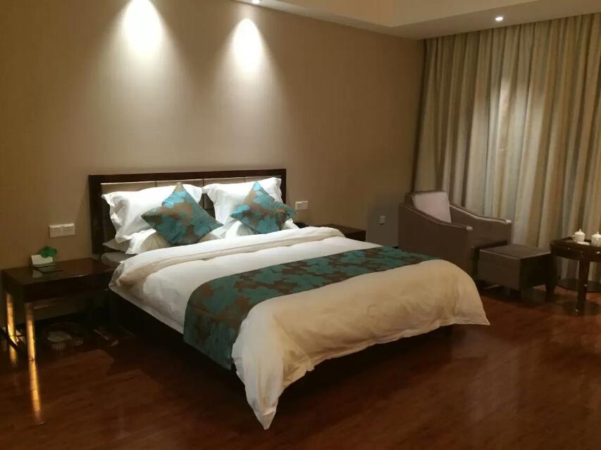 喀什航空酒店豪华大床房