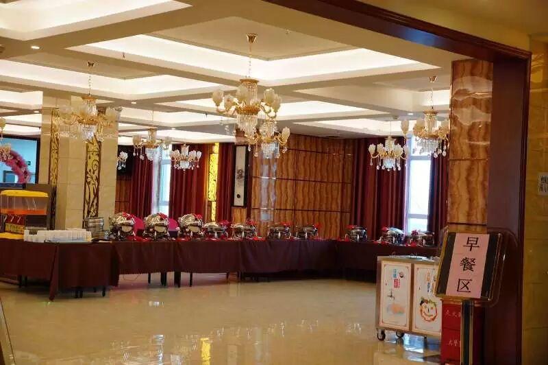 精河锦疆大酒店餐厅