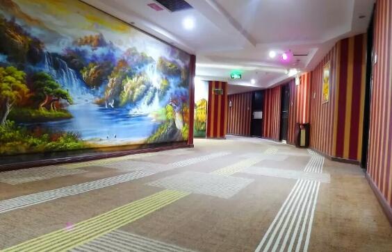 喀什江苏大酒店大厅