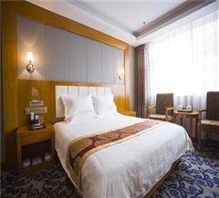 石河子华瑞酒店豪华大床房