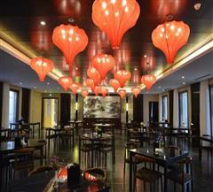 石河子君悦酒店餐厅