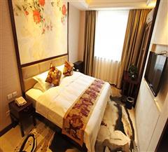 石河子君悦酒店迎宾楼商务大床房