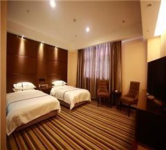 伊犁奎屯上东湖大酒店豪华双床房