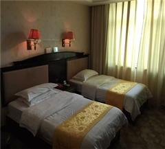 布尔津神仙湾酒店豪华标准间