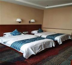 布尔津喀纳斯旅游酒店标准间