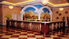 哈密红星建国饭店公共区域3