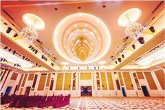 哈密红星建国饭店会议室1