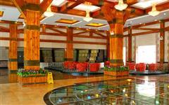 贾登峪城堡酒店大厅