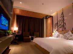 星程酒店(哈密火车站店)高级大床房2