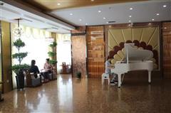 湘溢海川国际酒店咖啡厅