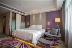 昌吉麗枫酒店(昌吉长宁路店)豪华大床房