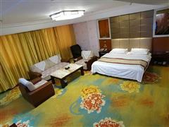 昌吉宁都酒店豪华大床房