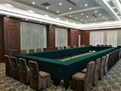 昌吉宁都酒店会议室
