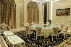 昌吉亚欧论坛国际专家公寓餐厅