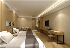 北屯新程酒店双床房