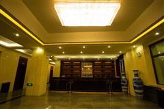 北屯宾馆大厅