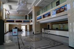 克拉玛依杰嘉大酒店前台