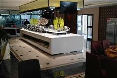 克拉玛依恒隆国际酒店餐厅
